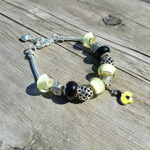 Jewelry - Handmade charm bracelet